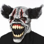 Clown Horrorclown Maske