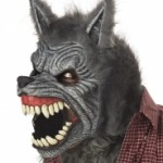 Ani-Motion Mask - Werewolf