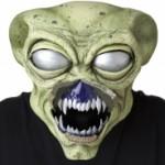 Ani Motion Maske Alien