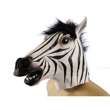 Zebra Maske Schweiz