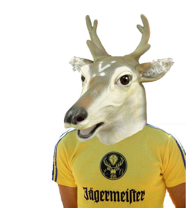 Hirschmaske