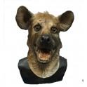 Realistische Hyänen Maske.