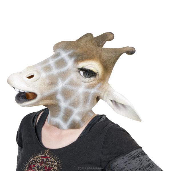 Giraffe Maske