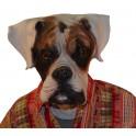 Hundemaske Boxer