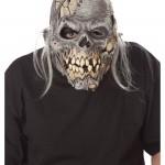 Animierte Untoter Halloween Maske