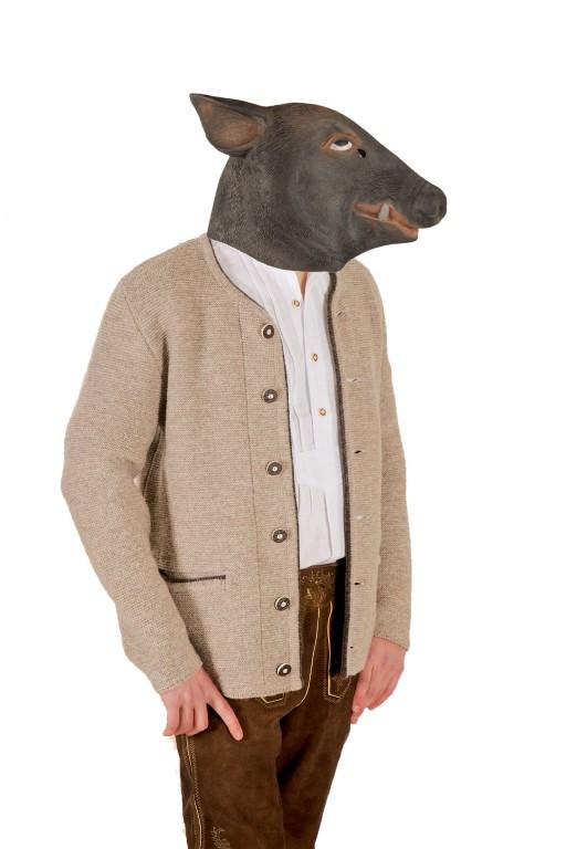 Wildschwein-maske