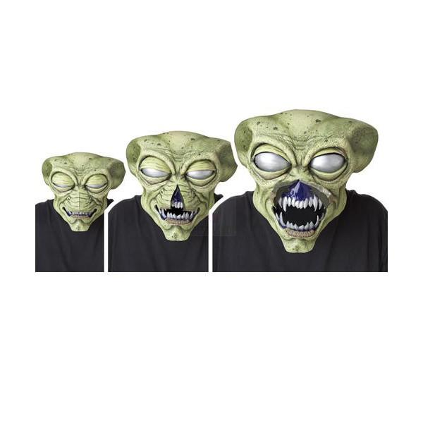 Alien visitor Maske