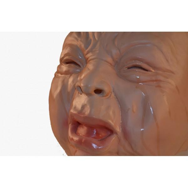 Babymaske babyfacemaske Baby Gesicht Maske.