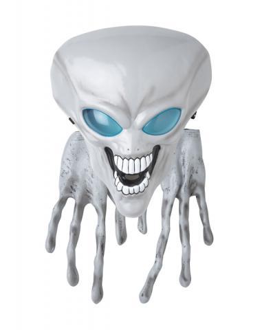Area 51 Alien Maske mit Hände